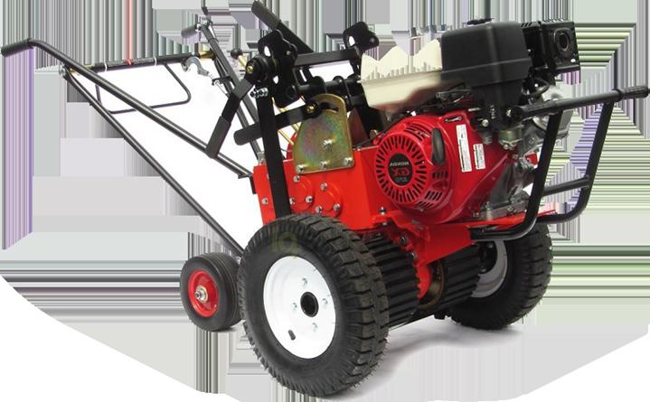 Sprzęt ogrodniczy i budowlany, Roboty koszące