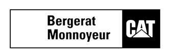 Bergerat Monnoyeur CAT